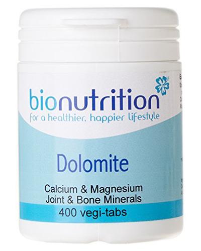 Bionutrition Dolomite Review