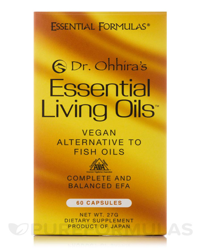 Dr. Ohhira's Essential Living Oils Review