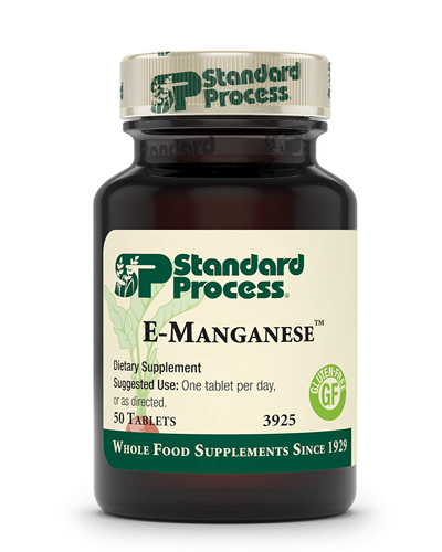 Standard Process E-Manganese Review