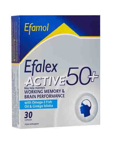 Efalex Active Adult 50+ Review