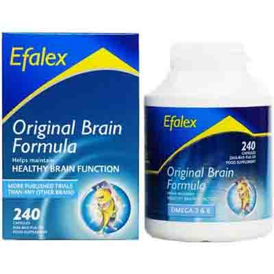 Efalex Original Brain Formula Review