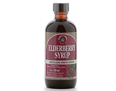 Elderberry Syrup Review