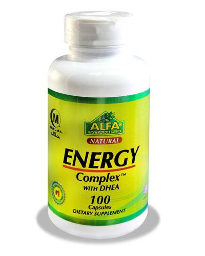 Alfa Vitamins Energy Complex Review