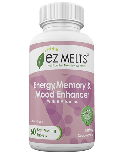 EZ Melts Energy, Memory and Mood Enhancer Review