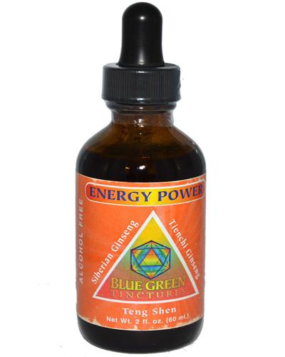 KBG Liquid Algae Tinctures - Energy Power Review