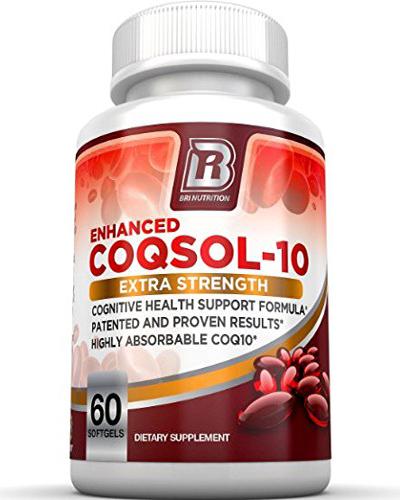 BRI Nutrition COQ10 UBIQUINONE Review