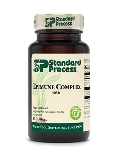 Standard Process Epimune Complex Review