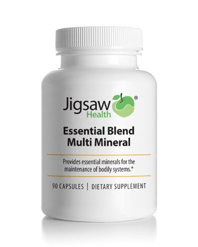 Jigsaw Multi-Mineral - Essential Blend Review