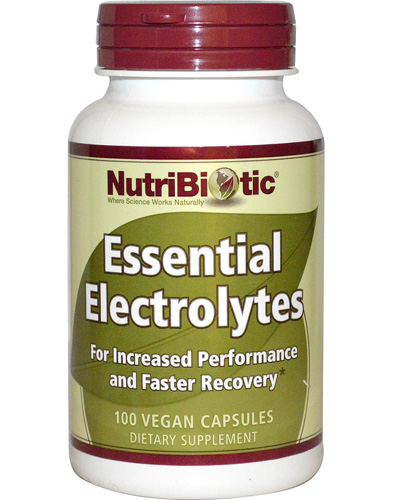 Nutribiotic Essential Electrolytes Review