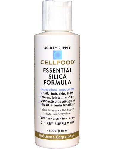 Cellfood Essential Silica Formula Review