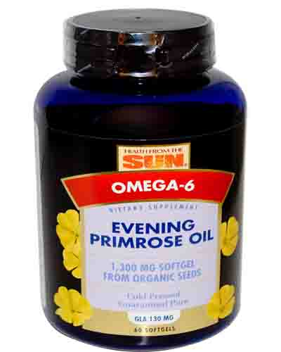 Health From The Sun Evening Primrose Oil 1300 Review