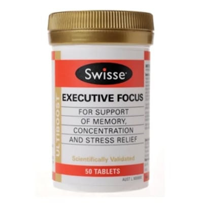 Executive Focus Review