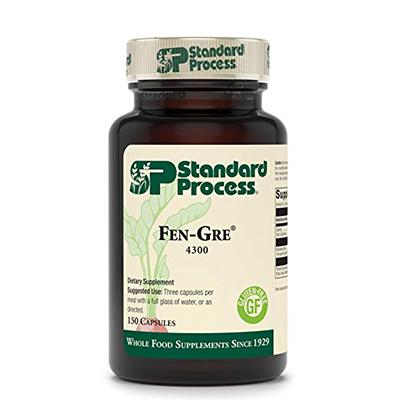 Standard Process Fen-Gre Review