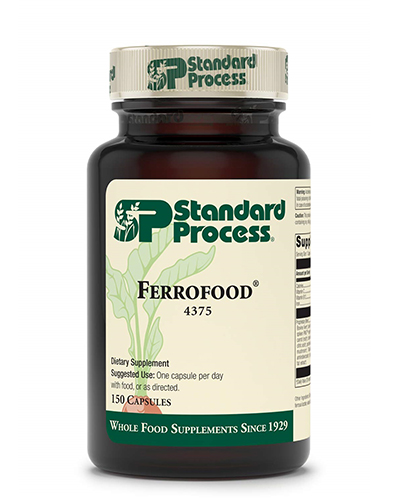 Standard Process Ferrofood Review
