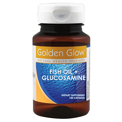 Golden Glow Fish Oil + Glucosamine Review