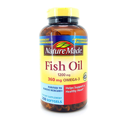 Nature Made Fish Oil 1000mg Review