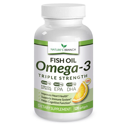 Fish Oil Omega-3 Review