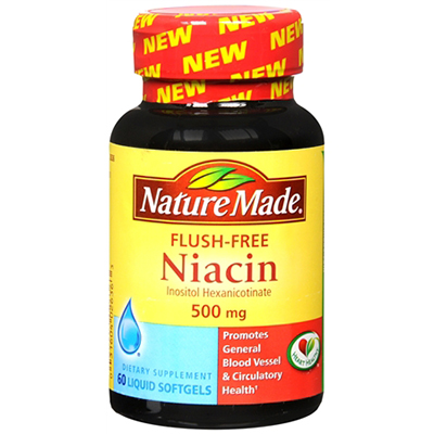 Nature Made Flush-Free Niacin Review