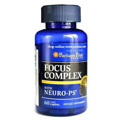Puritan's Pride Focus Complex Review