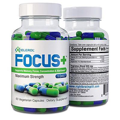 Excelerol Focus+ review
