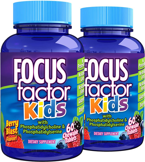 Focus Factor for Kids Review