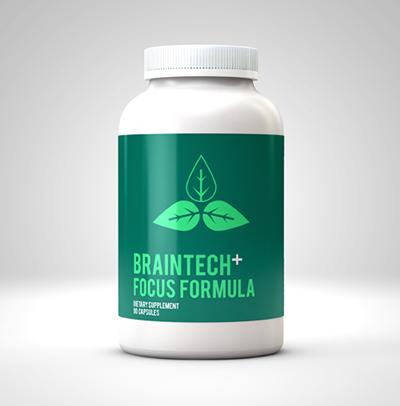 BrainTech Focus Formula Review