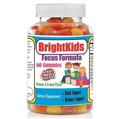 BrightKids Focus Formula Review