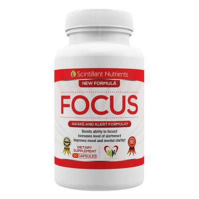 Scintillant Nutrients Focus Review