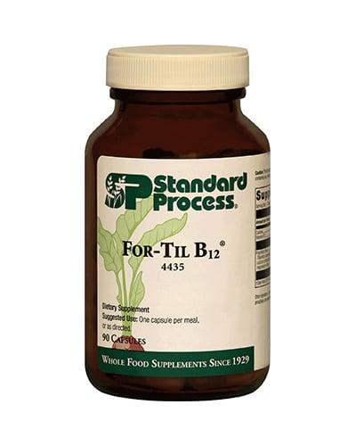 Standard Process For-Til B12 Review