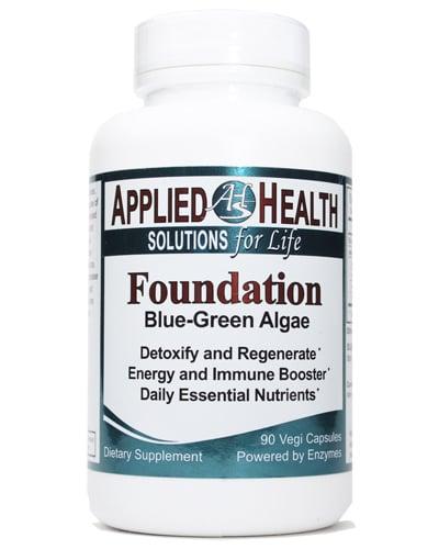 Foundation Blue Green Algae Review