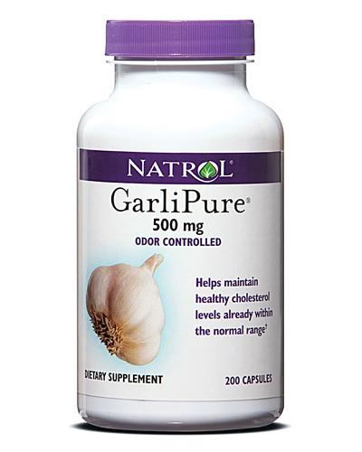 Natrol GarliPure Review