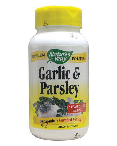 Garlic and Parsley Review