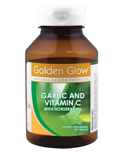 Golden Glow Garlic and Vitamin C Review