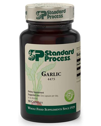 Standard Process Garlic Review