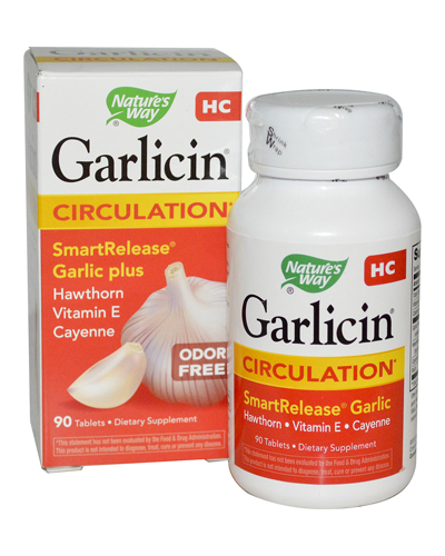 Garlicin HC Review