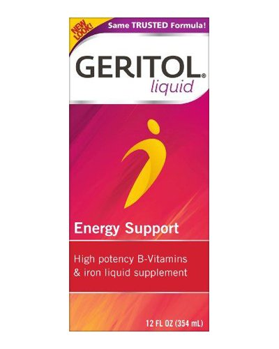Geritol Liquid Review