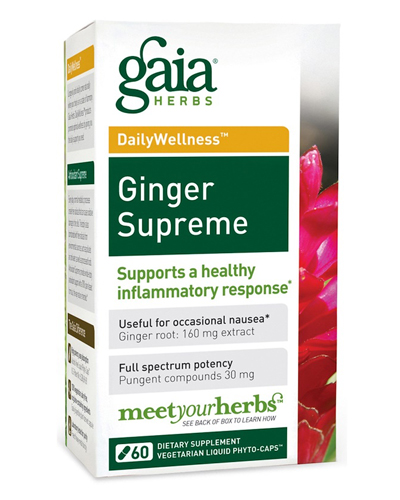 Ginger Supreme Review