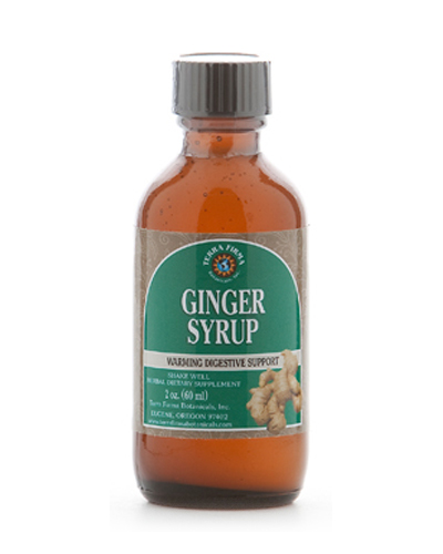Ginger Syrup Review