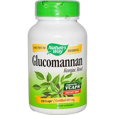 Glucomannan Konjac Root Review