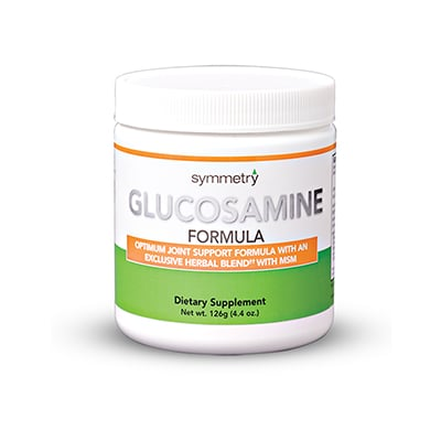Symmetry Glucosamine Formula Review