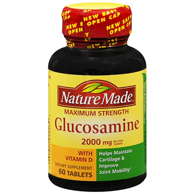 Nature Made Glucosamine Review