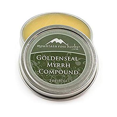 Goldenseal-Myrrh Compound Review