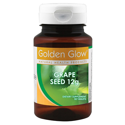 Golden Glow Grape Seed Review