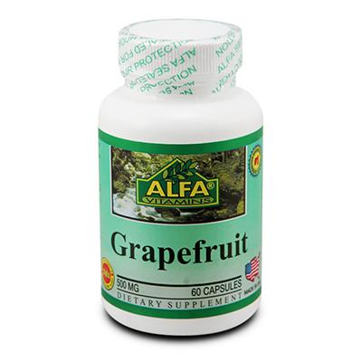 Alfa Vitamins Grapefruit Review