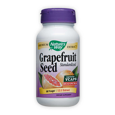 Grapefruit Seed Standardized Review
