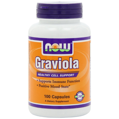 Now Foods Graviola Review