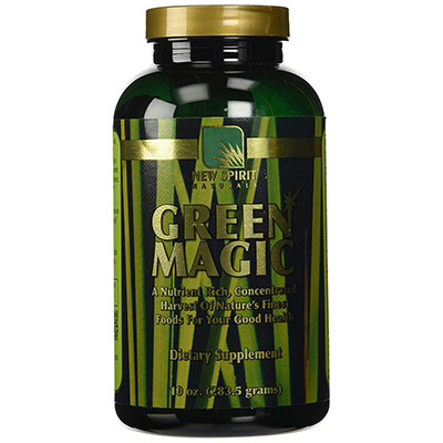 Green Magic Concentrated Nutrition Review