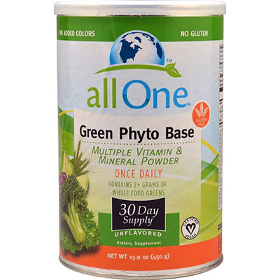 Green Phyto Base Review