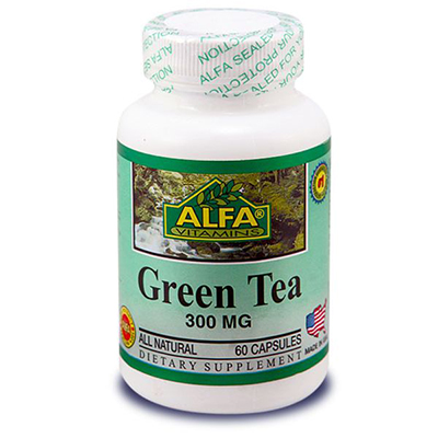 Alfa Vitamins Green Tea Review