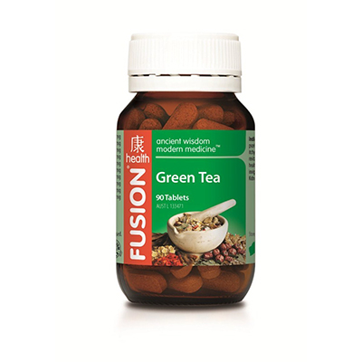 Fusion Health Green Tea Review